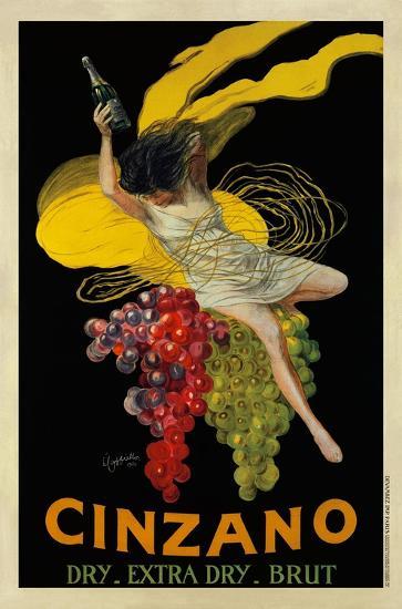 Asti Cinzano, c.1920-Leonetto Cappiello-Art Print