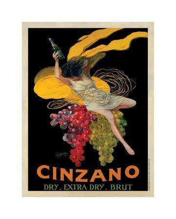 Asti Cinzano, c.1920-Leonetto Cappiello-Giclee Print