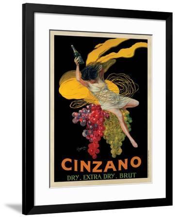 Asti Cinzano, c.1920-Leonetto Cappiello-Framed Giclee Print