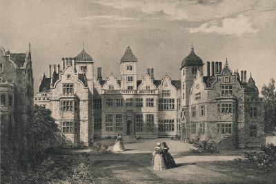 Aston Hall, Warwickshire, 1915-Allen Edward Everitt-Giclee Print