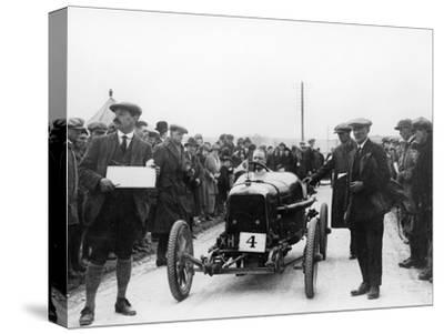Aston Martin at a Motor Racing Event, 1922