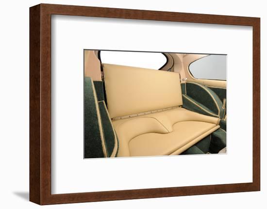 Aston Martin DB2-4 works 1956-Simon Clay-Framed Photographic Print