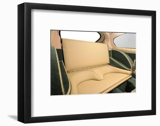 Aston Martin DB2-4 works 1956-Simon Clay-Framed Photographic Print