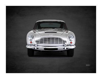 Aston Martin DB5 1965-Mark Rogan-Giclee Print