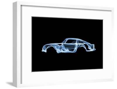Aston Martin DB5-Octavian Mielu-Framed Art Print
