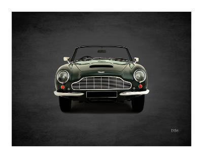 Aston Martin DB6 1965-Mark Rogan-Giclee Print