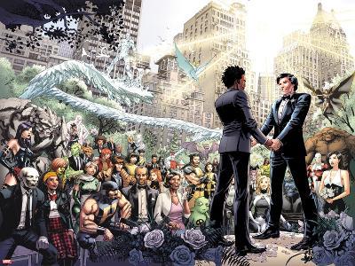 Astonishing X-Men No. 51: Northstar--Art Print