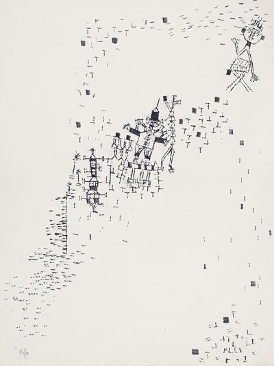 Astray; Verirrte-Paul Klee-Giclee Print