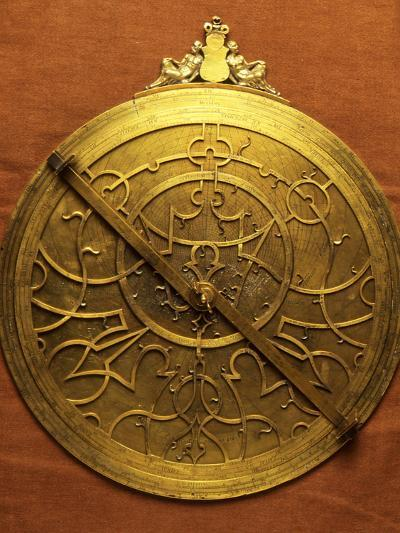 Astrolabe, Second Half of the 16th Century-Gualterus Arsenius-Photographic Print