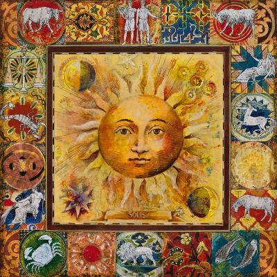 Astrology II-Douglas-Giclee Print