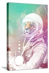 Astronaut Tiger