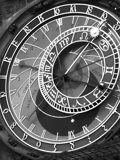 Astronomic Watch Prague 11-Moises Levy-Photographic Print