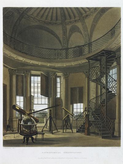 Astronomical Observatory, 1814-james black-Giclee Print