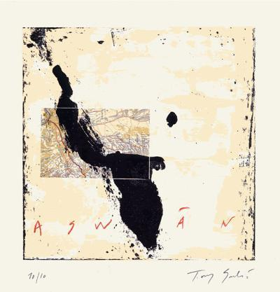 Aswan-Tony Soulie-Limited Edition