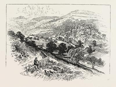 At Ashopton--Giclee Print
