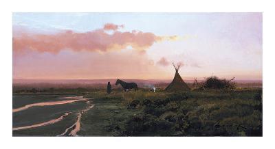 At Dusk-Nicholas Coleman-Premium Giclee Print