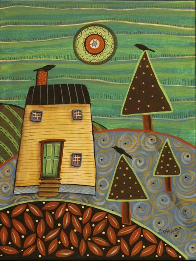 At Home 1-Karla Gerard-Giclee Print
