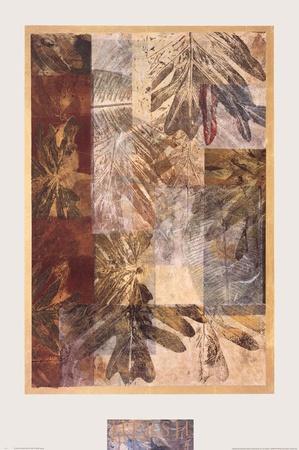 At Home II-Howard Hersh-Art Print