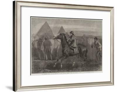At Kingston Fair--Framed Giclee Print