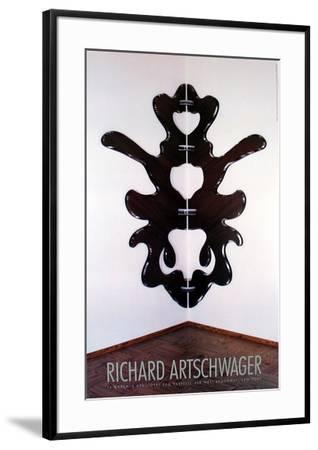 At Leo Castelli's, 1991-Richard Artschwager-Framed Art Print