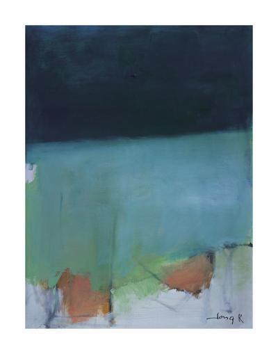 At Peace-Jong Ro-Art Print