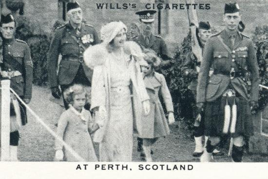 'At Perth, Scotland', 1935 (1937)-Unknown-Photographic Print