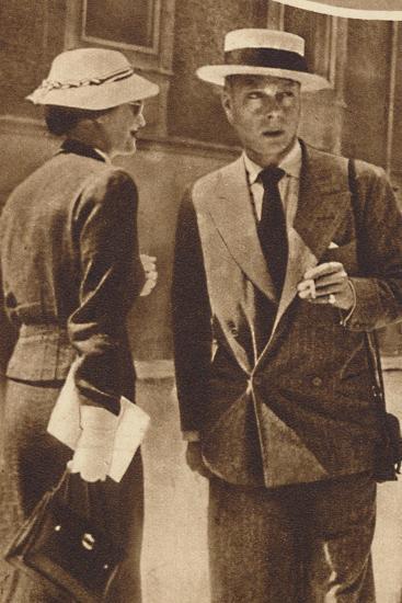 'At Saltzburg, Austria', 1937-Unknown-Photographic Print