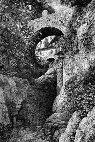 At St Gingolph, Savoie, 1900-Clifford Harrison-Giclee Print