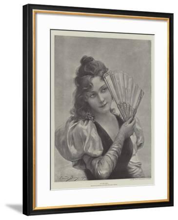 At the Ball--Framed Giclee Print