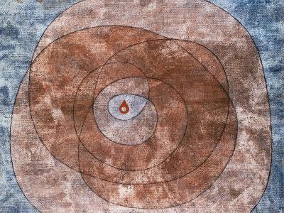 At the Core; Um Den Kern-Paul Klee-Giclee Print