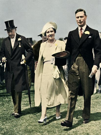 At The Derby, 1938-Unknown-Photographic Print