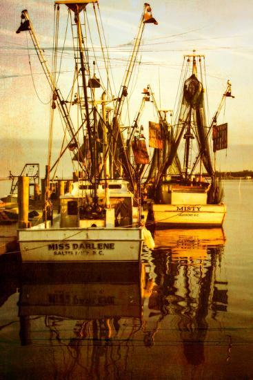 At the Dock III-Alan Hausenflock-Photo