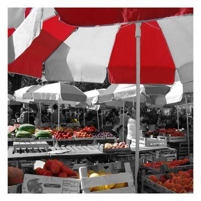 At the Market II-Carl Ellie-Art Print