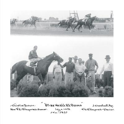 At the Races I-The Chelsea Collection-Giclee Print