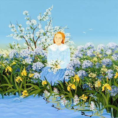 At the Shore of Dreams-Magdolna Ban-Giclee Print