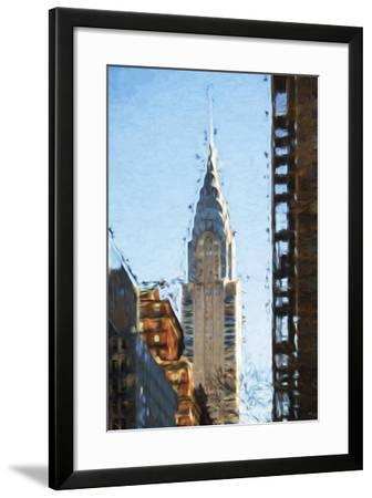 At the Top III - In the Style of Oil Painting-Philippe Hugonnard-Framed Giclee Print