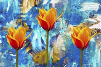 3 Tulips by Ata Alishahi