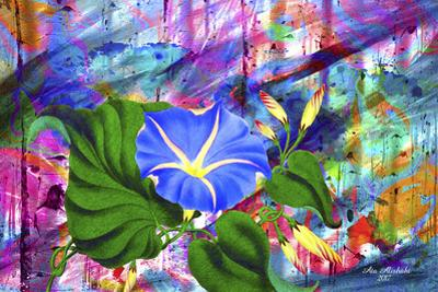 Flowers Art A12 by Ata Alishahi