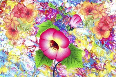Flowers Art A15 by Ata Alishahi