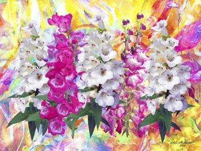 Flowers Art A17 by Ata Alishahi