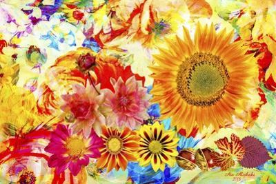 Garden Of Flowers M5 by Ata Alishahi