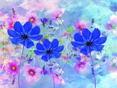 Garden Of Flowers M9 by Ata Alishahi