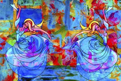 Twin Dance A1 by Ata Alishahi