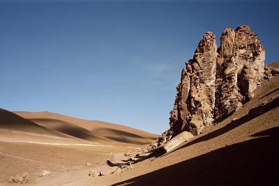 Atacama Desert II-Chris Simpson-Giclee Print