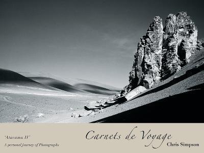 Atacama II-Chris Simpson-Giclee Print