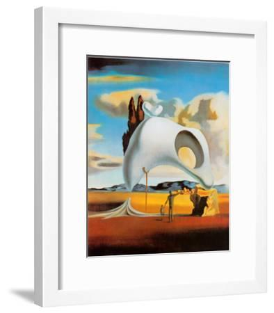 Atavistic Vestiges after the Rain, 1934-Salvador Dalí-Framed Art Print
