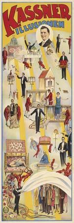 Kassner - Illusionen. Germany, 1928-1930 (Adolph Friedländer, Hamburg)
