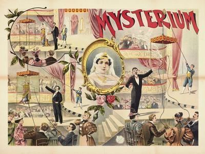 Mysterium. Germany, 1898-1901 (Adolph Friedländer, Hamburg)
