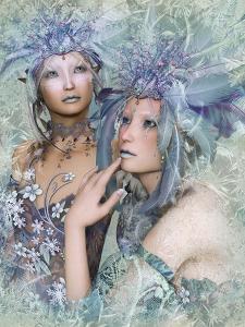 2 Winter Elves by Atelier Sommerland