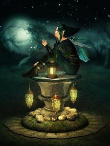 Blue Hood Elf by Atelier Sommerland